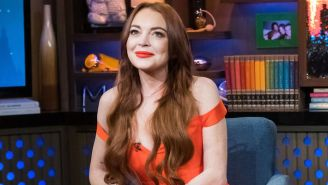 Lindsay Lohan Makes Her Buoyant Return To Music With The Empowering Anthem 'Back To Me'
