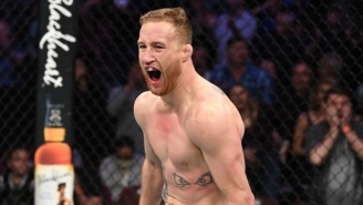 Justin Gaethje Will Replace Khabib Nurmagomedov In The Main Event Of UFC 249