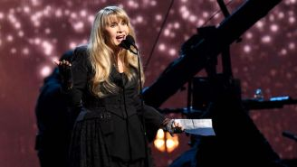 Stevie Nicks Joins The Popular TikTok Trend Centered Around Her Fleetwood Mac Hit 'Dreams'