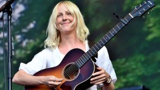 Laura Marling's 'Held Down' Announces Her Seventh Studio Album, 'Song For Our Daughter'