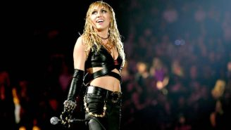 Miley Cyrus Will Show Off More Of Her Rock Side On A Metallica Covers Album