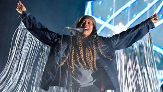 Erykah Badu Is Hosting Another Interactive Quarantine Livestream With Her Full Band