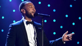 John Legend Ushers In A New Era With The Uplifting 'Bigger Love'