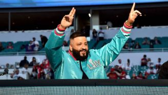DJ Khaled Is Launching A CBD Company Inspired By His 'Wellness Journey'