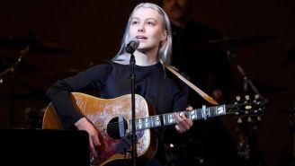 Phoebe Bridgers Said Producers Tried To Make Her Music Sound Like R&B Before 'Stranger In The Alps'