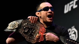 Tony Ferguson Is Calling For Khabib To Be Stripped Of His Title After UFC 249 Absence