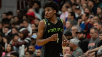 Report: Top Recruit Jalen Green Will Skip College And Enter The G League's Professional Pathway
