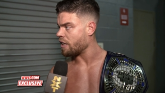 NXT Announced A Cruiserweight Championship Tournament Because Jordan Devlin Is Stuck In Ireland