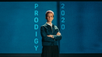 Here's Your First Look At 'Prodigy,' USWNT Star Megan Rapinoe's New Quibi Show