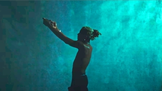 Playboi Carti Gets Artsy In The NSFW '@ Meh' Video