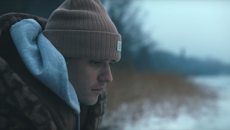 Justin Bieber Gets Introspective On His Life's 'Changes' In An Icy Video