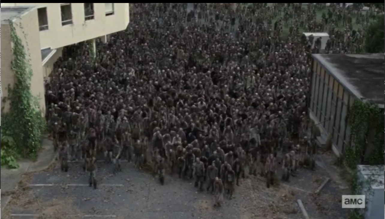 Where Have We Already Seen The Hospital At The End Of This Week's 'The Walking Dead'?