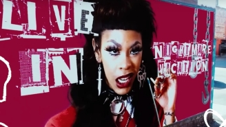 Rico Nasty Is A Punk-Rock Cover Girl In Her 'Popstar' Video