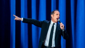 Jerry Seinfeld Is Back To Mine The Minutiae For Laughs With A New Stand-Up Special