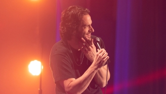 UPROXX 20: Chris D'Elia Fondly Reflects On A Memorable Meal He Had With Tom Arnold At A Houston Shopping Mall