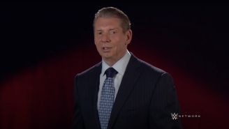 Vince McMahon Says WWE Was 'Largely Unimpacted' Financially By COVID-19