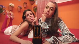 Hinds Have A Message For Mansplainers In Their Colorful 'Just Like Kids (Miau)' Video