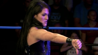 Tessa Blanchard Skipped Impact's Rebellion Event Because Of COVID-19