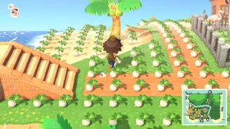 A YouTuber Bought An Insane Amount Of Turnips In 'Animal Crossing: New Horizons'
