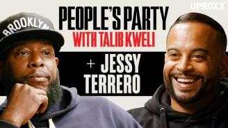 Talib Kweli & Jessy Terrero Talk 50 Cent, Soul Plane, Directing Videos