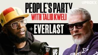 Talib Kweli & Everlast Talk House Of Pain, La Coka Nostra, Eminem Beef
