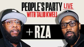Talib Kweli & RZA Talk Wu-Tang, DJ Premier Battle, And Top 5 Kung-Fu Movies