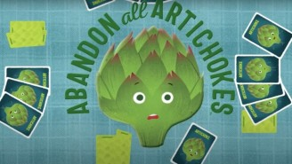 'Abandon All Artichokes' Proves Even Heartless Card Games Can Be Adorable