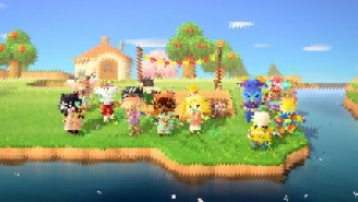 'Animal Crossing: New Horizons' Offers People Control In An Entirely Uncertain Time