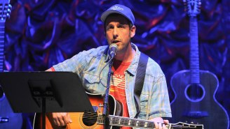 Adam Sandler's Quarantine Song Is An Inspiring Anthem To The Real Heroes Out There