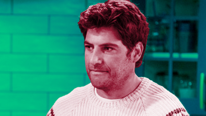Adam Pally Is Trying To Break The Network Sitcom Dad Mold With 'Indebted'