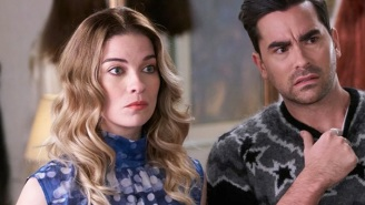'Schitt's Creek' Star Annie Murphy Credits Dan Levy With Transforming Her Life
