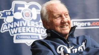 Detroit Tigers Legend Al Kaline Has Died At 85