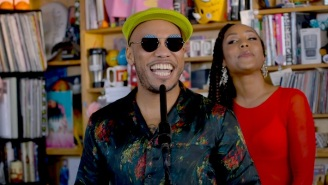 The Free Nationals Are Joined By Anderson .Paak And More Guests For Their Tiny Desk Performance