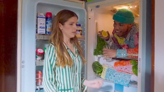 Anderson .Paak And Justin Timberlake Bother Anna Kendrick In The Lighthearted 'Don't Slack' Video