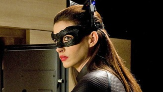 Anne Hathaway Is In Talks To Star In What Will Probably Be One Of The First Movies About The Pandemic