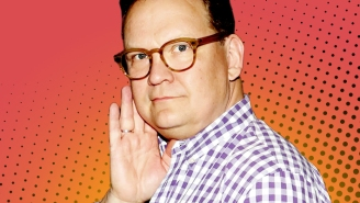 Andy Richter On 'Conan,' Going Deep On His Podcast, And Being Home In Time For Dinner
