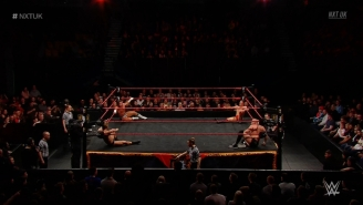 NXT UK Is Cancelling More Tapings And Airing Recap Shows