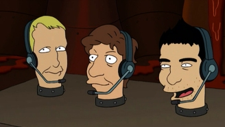 Remembering The Time The Beastie Boys Greeted Bender In Hell On 'Futurama'