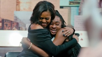 Michelle Obama Misses Hugs And Just Wants To Figure Things Out In Netflix's First 'Becoming' Clip