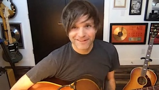 Ben Gibbard Celebrates 20 Years Of Death Cab For Cutie's Second Album With A Livestream Set