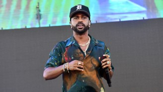 Big Sean Takes Issue With 2 Chainz Declaring He Had The Best Verse On 'Mercy'