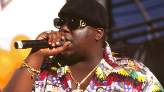 Biggie's Iconic 'King Of New York' Crown Goes Up For Auction At $200K