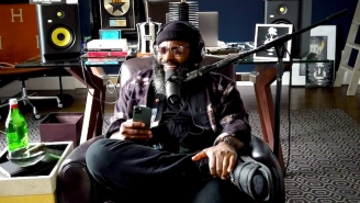 Black Thought Gives A Cozy Tiny Desk Concert Performance From His Home Office