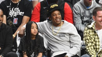 Blue Ivy Shared An Informative PSA On The Importance On Hand-Washing