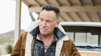 Bruce Springsteen Promises A 'Big Surprise' For Fans This Year