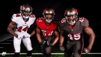 The Tampa Bay Buccaneers Unveiled New Uniforms For 2020