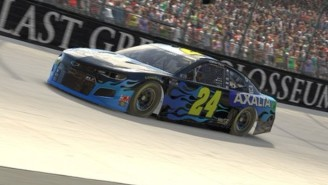 William Byron Dominated A Sloppy NASCAR iRacing Event At Bristol
