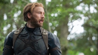 Captain America's Role In 'Avengers: Infinity War' Was Very Different In An Early Draft