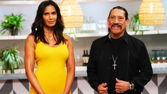 Top Chef Power Rankings Episode 7: Danny Trejo's Machete Shark Tank