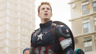 Chris Evans Only Reconsidered Turning Down His Captain America Role After Some Solid Advice From Mom